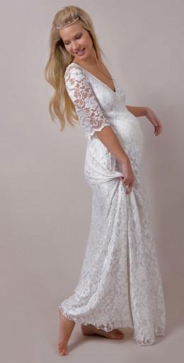 Bridal gown @Tiffanyrose.com