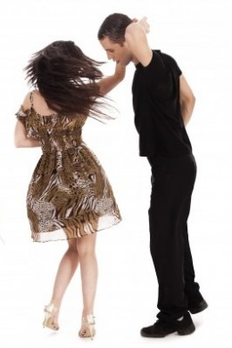 Give a romantic touch to burning those calories by taking dancing lessons with your partner.