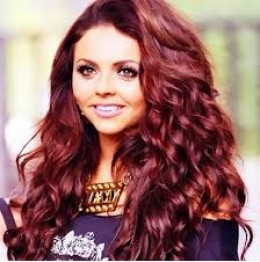 Pic of Jesy Nelson from the group Little Mix 2013