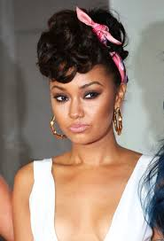 Pic of Leigh-Anne Pinnock from the group Little Mix 2013