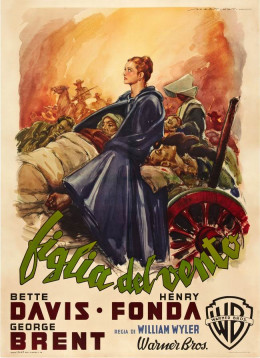 Jezebel (1938) Italian poster