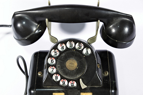 On the job, at home and in public there are certain rules of etiquette to be followed for telephone use.
