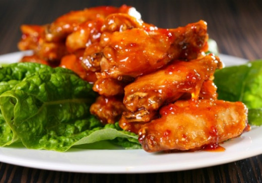 Chicken wings and flavors go had in hand all you have to do is create some of your own.