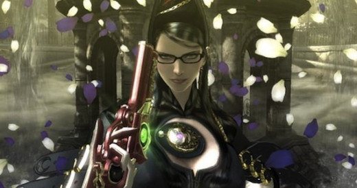 Bayonetta, the Umbra protagonist