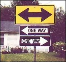 There's definitely both ways to go.