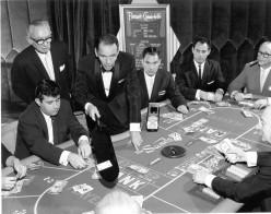 Frank Sinatra the gambler