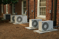 What are the health risks of using air conditioners in homes?
