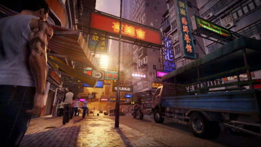 Sleeping Dogs Review PS3