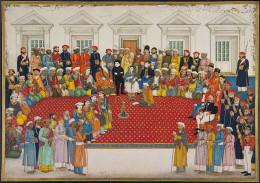 Begum Samru's Household