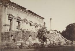 Begum Samru's Palace at Delhi