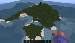 Minecraft survival island 1.6.2 seed, and second seed on the list.