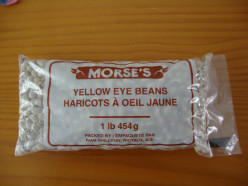 Photo: Yellow Eye Beans