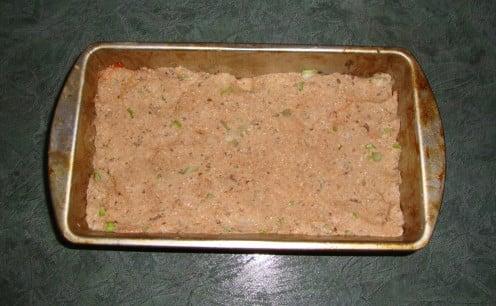 Photo: Vegetarian Meatloaf