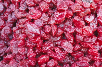 When you buy dried fruit or preserves always check for sulphur dioxide and sugar