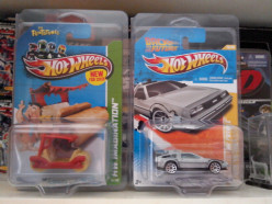 Hotwheels Movie Car Diecast - Part 2