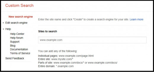 How to Create a Google Custom Search Engine for Your Blog