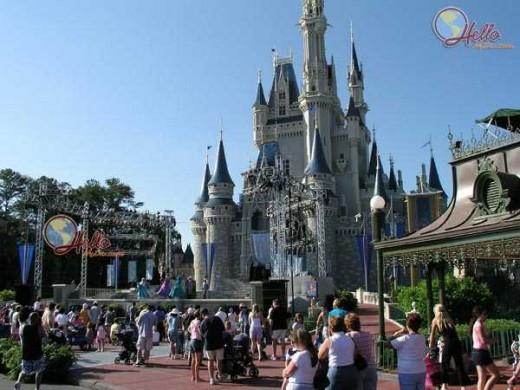 walt disney world orlando. Walt Disney World and
