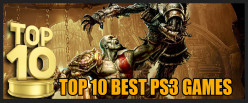 Top 10 Best PS3 Games