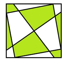 How many quadrilaterals do you see in the image below?