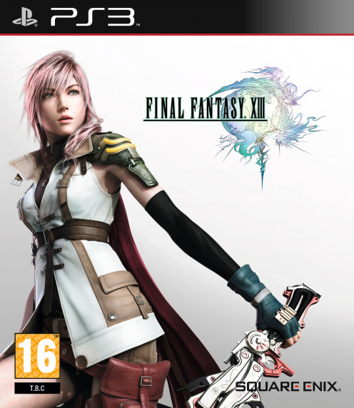 Final Fantasy XIII PS3 cover
