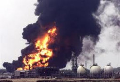 Legal Response To Gas Flaring In Nigeria