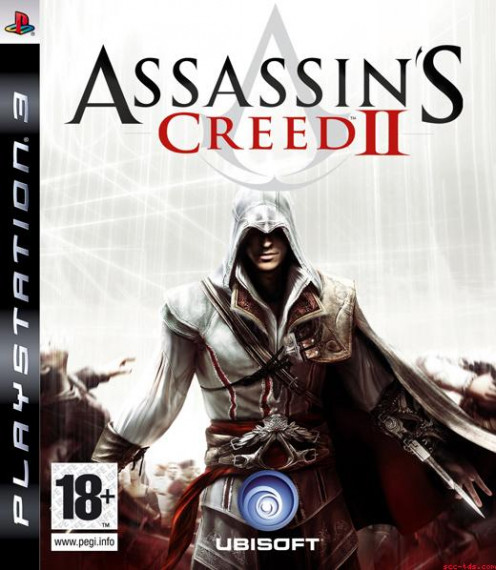 Assassin's Creed 2 PS3 cover