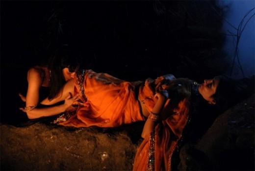 Namitha in romance