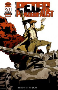 Peter Panzerfaust - A Collectors Guide