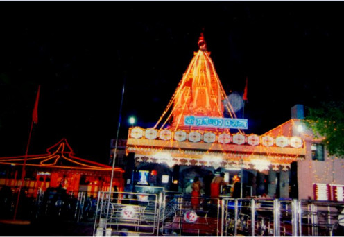 Shree Shani Shinganapur Temple