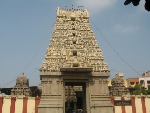 Balaji temple, Nerul