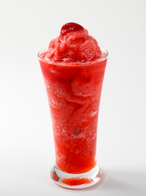 Commercial sorbets often contain no real fruit but artificial flavors, coloring and heaps of sugar instead.