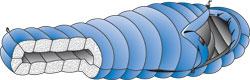 Marmot Helium 850 Fill Power