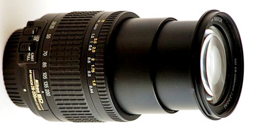 28mm to 200mm Zoom Lens