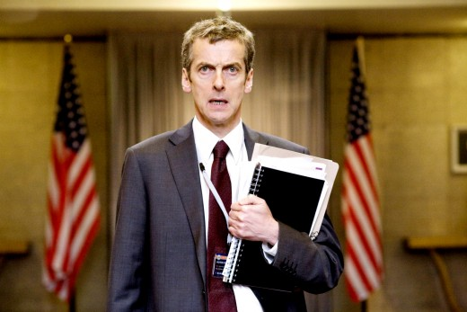 Malcolm Tucker - the 'Caledonian Mafia', don't get on his bad side!