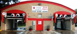 5 Starr Carwash family owned and operated in Rockdale, Texas