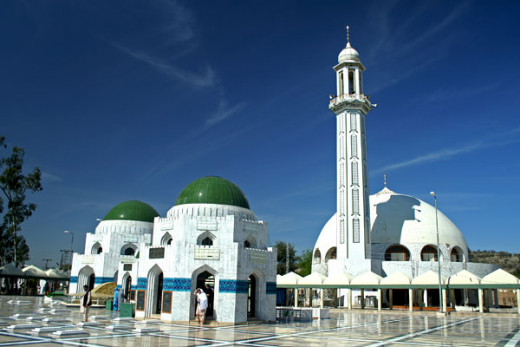 Tomb of Mian Muhammad Bakhsh