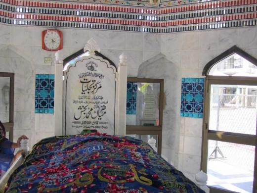 Grave of Mian Muhammad Bakhsh