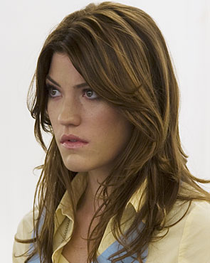 Debra Morgan on Dexter