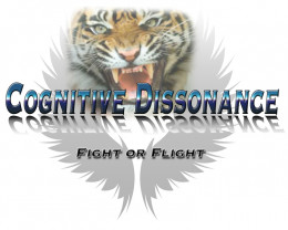 Cognitive Dissonance prevents many people from looking beyond their own comfortable view of the world for the truth.