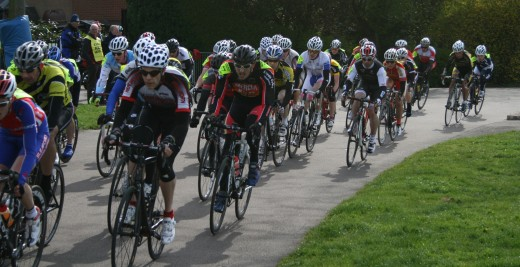 Road Racing is primarily an endurance sport