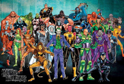 If you had to be one, what super villain would you be and why?