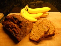 How to make banana bread - an easy recipe