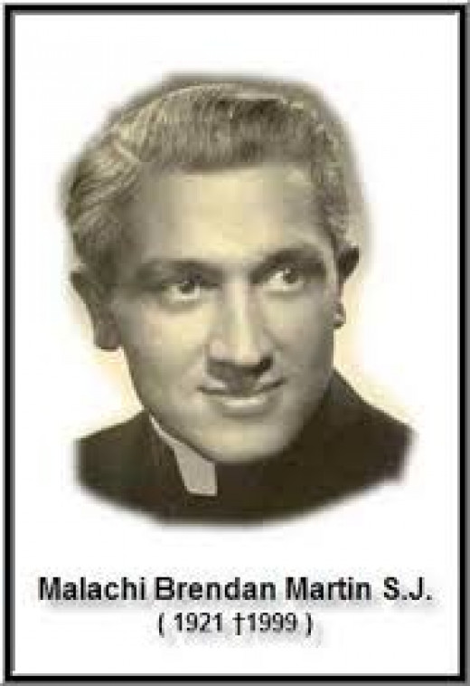 Father Malachi Martin