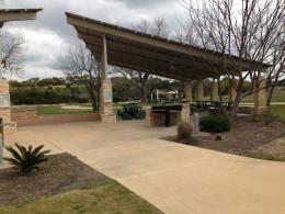 Picnic pavillion Champion Park - Cedar Park TX