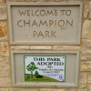 Champion Park Williamson County Parks Cedar Park Texas Regional Trail Hike Bike on Brushy Creek