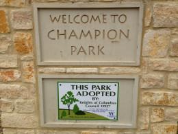 Champion Park - Cedar Park TX