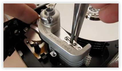 Professional Hard Drive Recovery Service