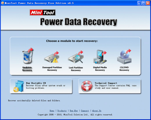 A Hard Drive Data Recovery Software