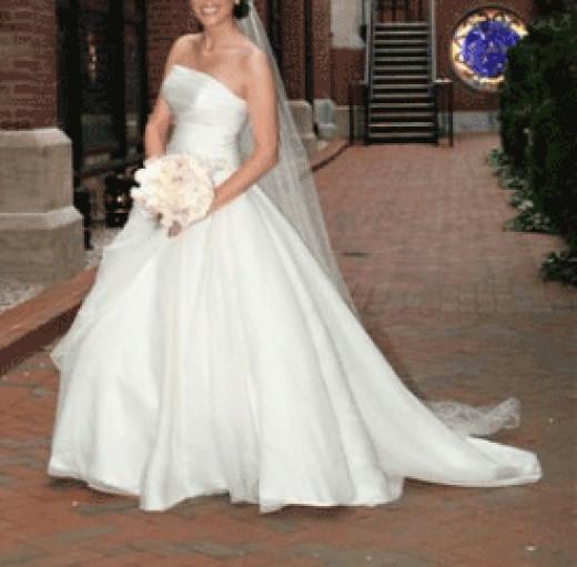 Get a Used Wedding Dress