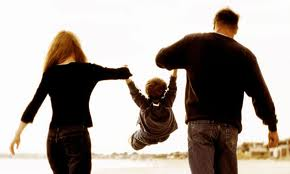 Parents of small families tend to be more interactive with their children.As there are less children per family, parents have more emotional and mental resources to interact and interface with each child.